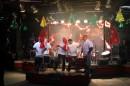 Празднование Рождества и Нового года среди сотрудников компани Life:) . В качестве декораций места проведения использованы светодиодные экраны Palami-RGB-SMD-10 и гибкие светодиодные сетки Palami-SMD-FlexiStrip-37.5