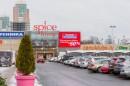 В ноябре 2017 года в непрерывном успешном сотрудничестве с торговым центром SPICE был реализован новый проект - на фасаде здания SPICE HOME был установлен медиа-экран из продукта PALAMI-MediaTUBE.