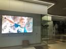 Установлен светодиодный экран PALAMI RGB SMD P4 в новом магазине Mark Formelle