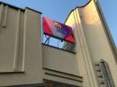 К 50-летнему юбилею ОАО «АГАТ-системы управления» – управляющая компания холдинга «Геоинформационные системы управления» был установлен светодиодный экран PALAMI