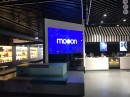 В Гродно открылся кинотеатр формата MOOON сети Silver Screen в ТРЦ «Triniti», в котором установлен светодиодный экран высокого разрешения