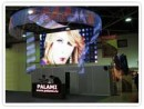 """Традиционно предприятие """"ПАЛАМИ"""" приняло участие в ежегодной специализированной выставке «РЕКЛАМА-2009»."""