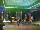 Съёмки предновогоднего шоу «Звёздные танцы 2. Женский сезон» на БТ