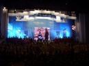 Гала-концерт лауреатов XII телевизионного фестиваля армейской песни «Звезда» в Центральном Доме офицеров в Минске.