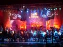 Съемки праздничного новогоднего концерта телеканала СТВ