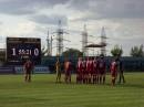 Футбольный матч «Шахтер» (Солигорск) – «Нафтан» (Новополоцк).