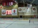 Хоккейный матч в Солигорске