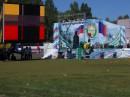 """Компанией """"Палами"""" установлен полноцветный электронный светодиодный экран на стадионе """"Центральный"""" в г. Новокузнецк"""