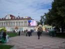 """Компанией """"Палами"""" установлен полноцветный электронный светодиодный экран в г. Томск"""