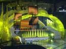 """Светодиодные экраны и сетки для проведения конкурса """"Мисс Беларусь-2008"""""""