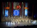 Экранное сопровождение праздничного концерта, посвященного Дню защитника Отечества.