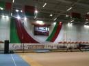 """В Могилеве прошло официальное открытие зала гимнастики, где установлено полноцветное светоджиодное видеотабло прроизводства предприятия """"ПАЛАМИ"""""""