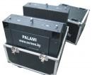 Отгружен видеоэкран модели Palami-RGB-LED-v12,5m из35 модулей 800 х 800 мм для прокатной компании г. Вильню.