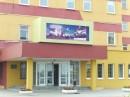 Полноцветный светодиодный экран-вывеска в Солигорске