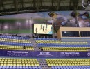 Светодиодный экран PALAMI на этапе Кубка мира по велотреку в Астане (Казахстан)
